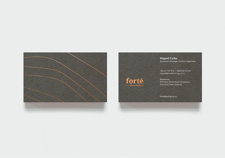 Fuman Forte Brand ID 2